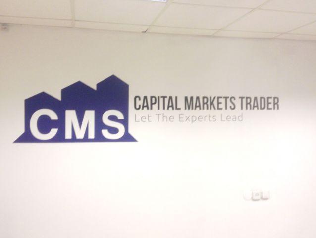 לוגו לחברת c.m.s